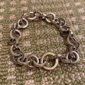 Tiffany & Co. Interlocking Circle Bracelet